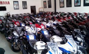 dealer motor yamaha